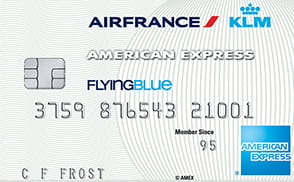 KLM Flying Blue American Express Entry Card